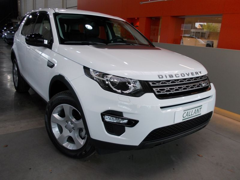 land rover discovery sport pure ed4 2wd 150pk tweedehands garage callant roeselare. Black Bedroom Furniture Sets. Home Design Ideas